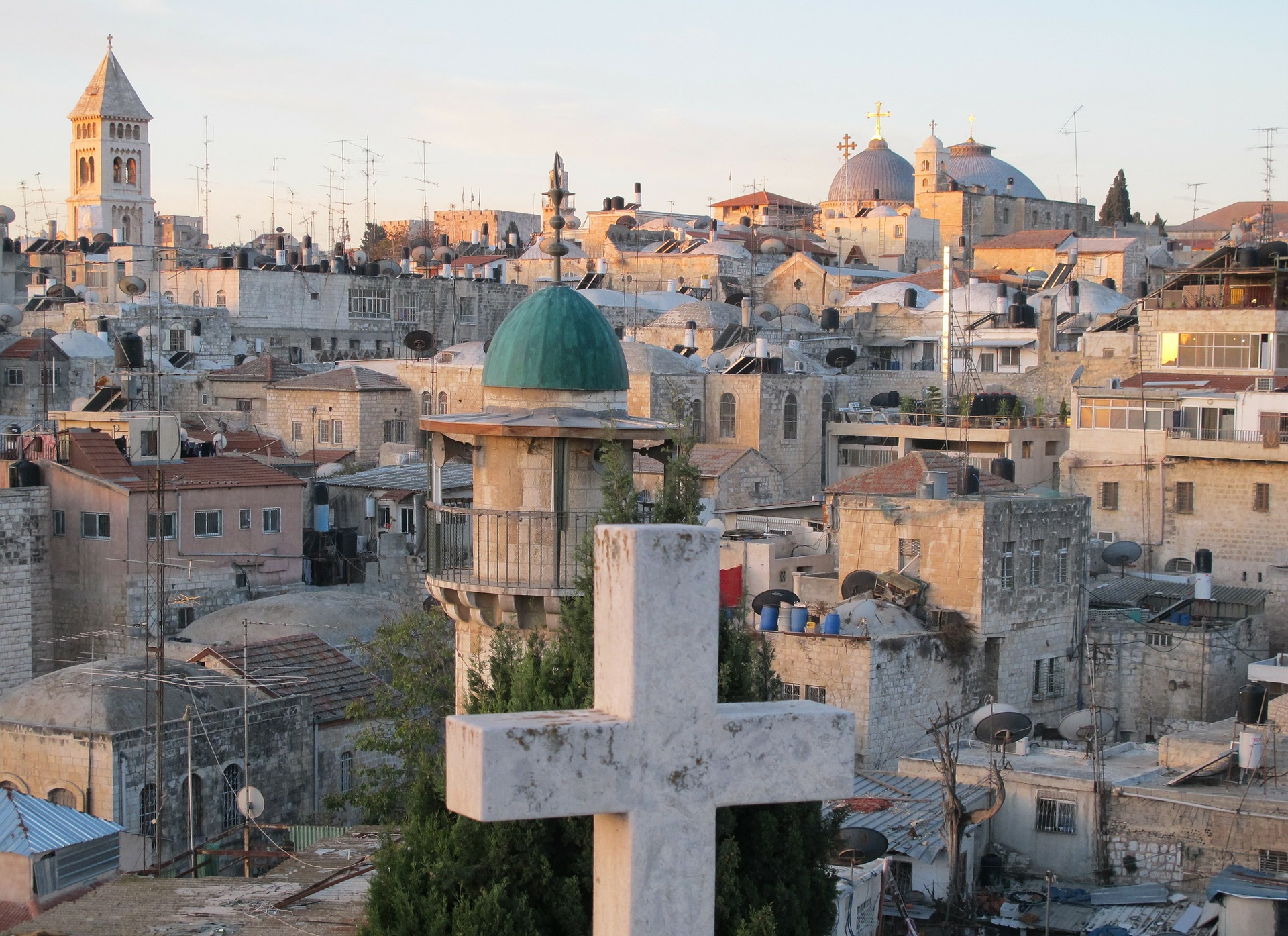 Pielgrzymka do Izraela i Jordanii - Śladami Jezusa i Mojżesza - 1-12 kwietnia 2016 roku
