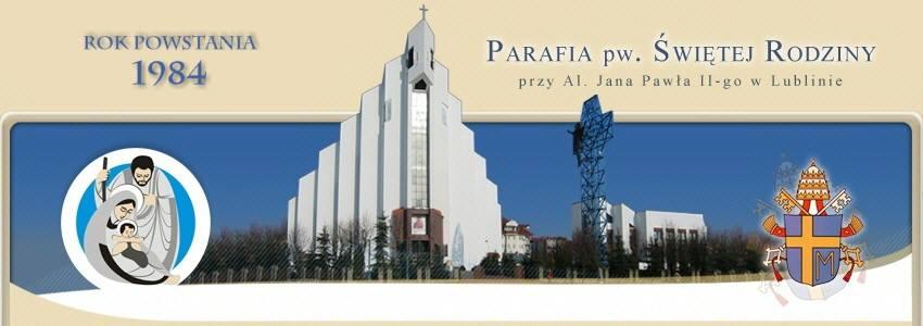 OGŁOSZENIA DUSZPASTERSKIE XXII Niedziela Zwykła, rok B (29.08.2021 r.)