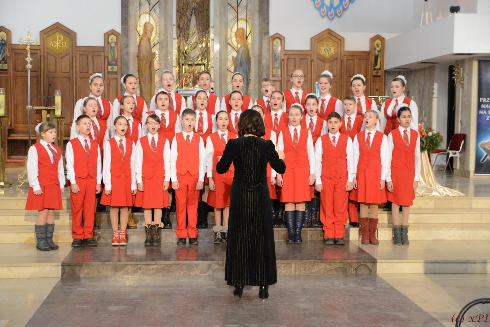 Koncert Słowików Podolskich