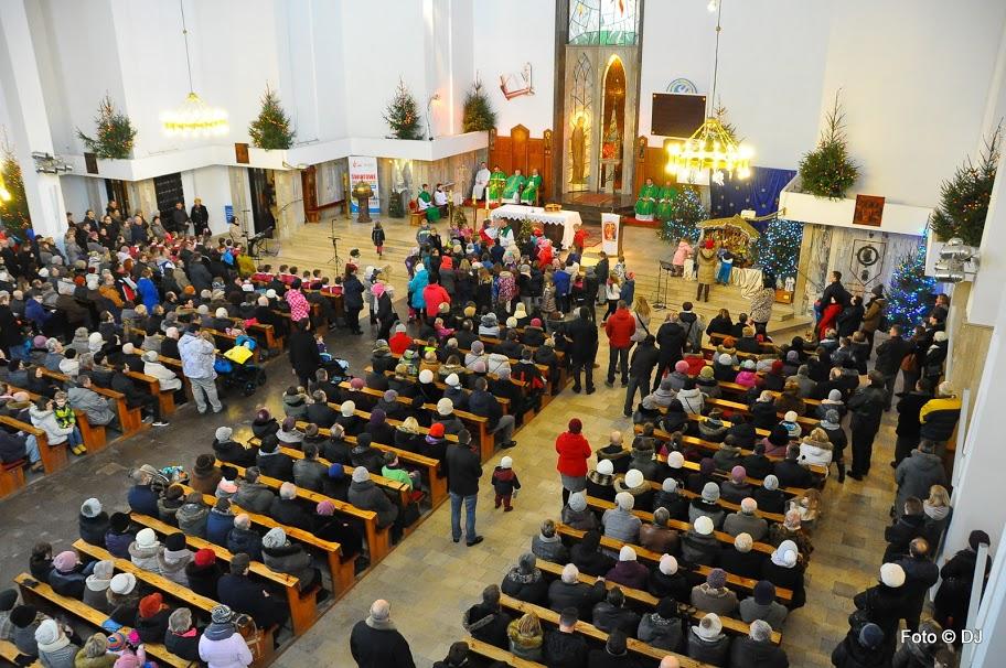 Ogłoszenie wyników konkursu Szopek Betlejemskich - zdjęcia
