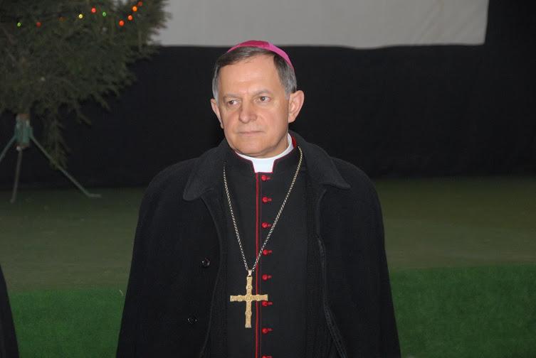 Ks. Abp Mieczysław Mokrzycki w naszej parafii - zdjęcia