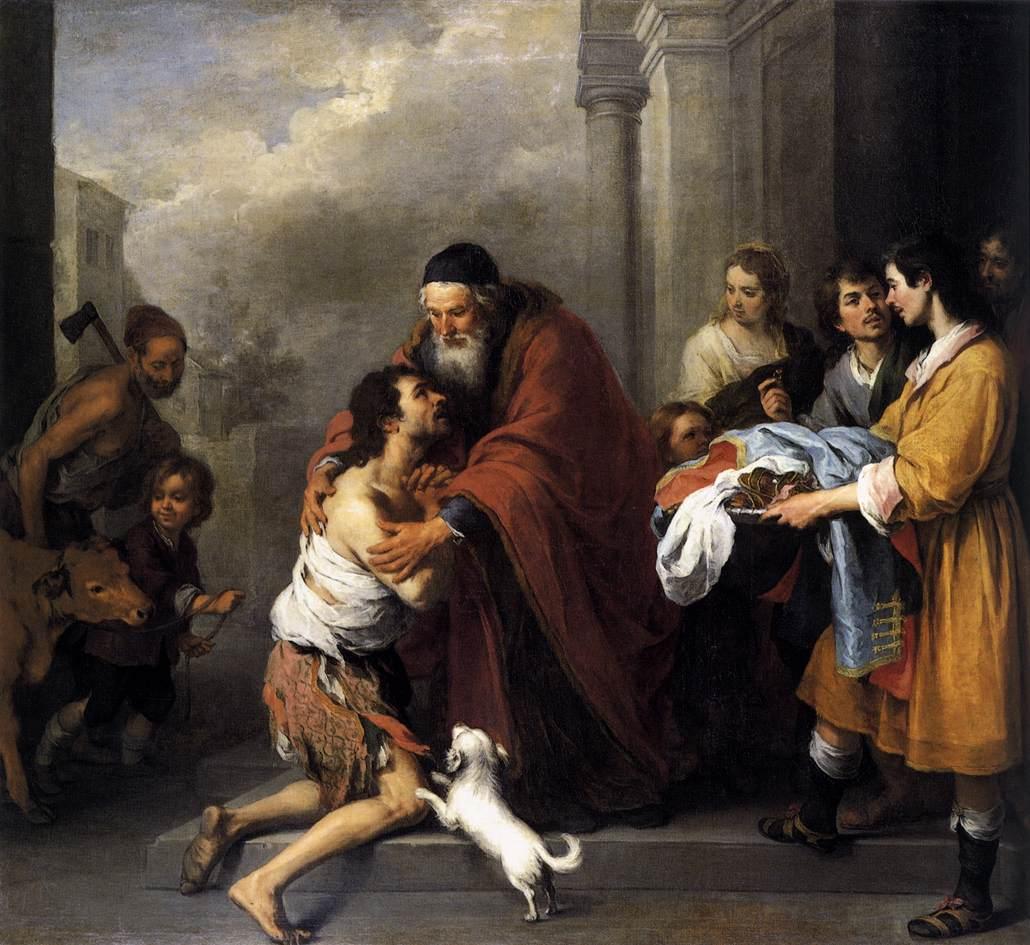 IV Niedziela Wielkiego Postu (Laetare), rok C