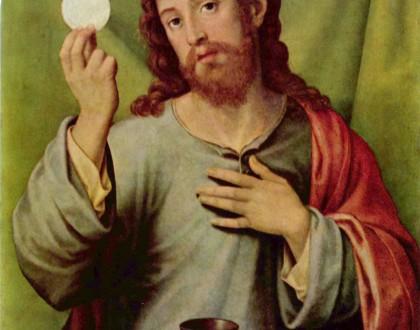 V Niedziela Wielkanocna rok C (24.04.2016 r.)