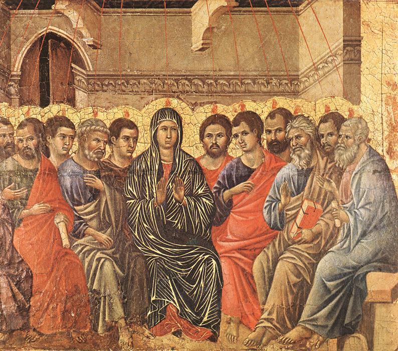 Niedziela Zesłania Ducha Świętego, uroczystość rok C (15.05.2016 r.)