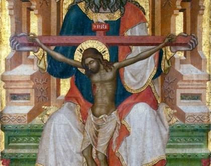 Niedziela Najświętszej Trójcy, uroczystość rok C (22.05.2016 r.)