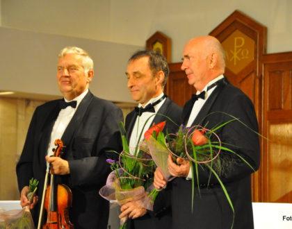 G. Agratina, K. A. Kulka, R. Grudzień - XX Festiwal Organowy Lublin-Czuby 2016- Kościół Św. Rodziny
