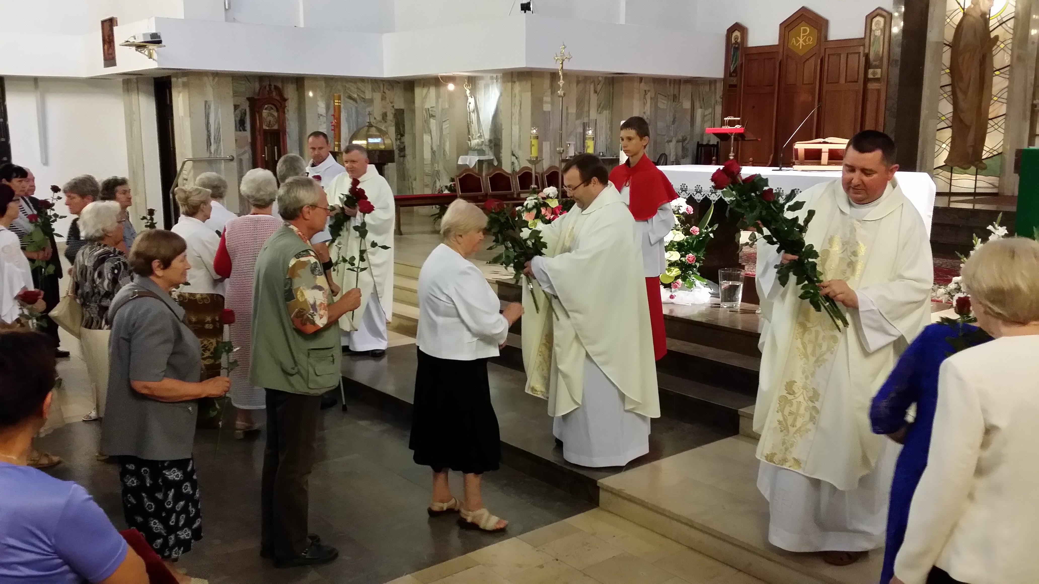 Święto Narodzenia NMP - Zakończenie Duchowej Adopcji Dziecka Poczętego