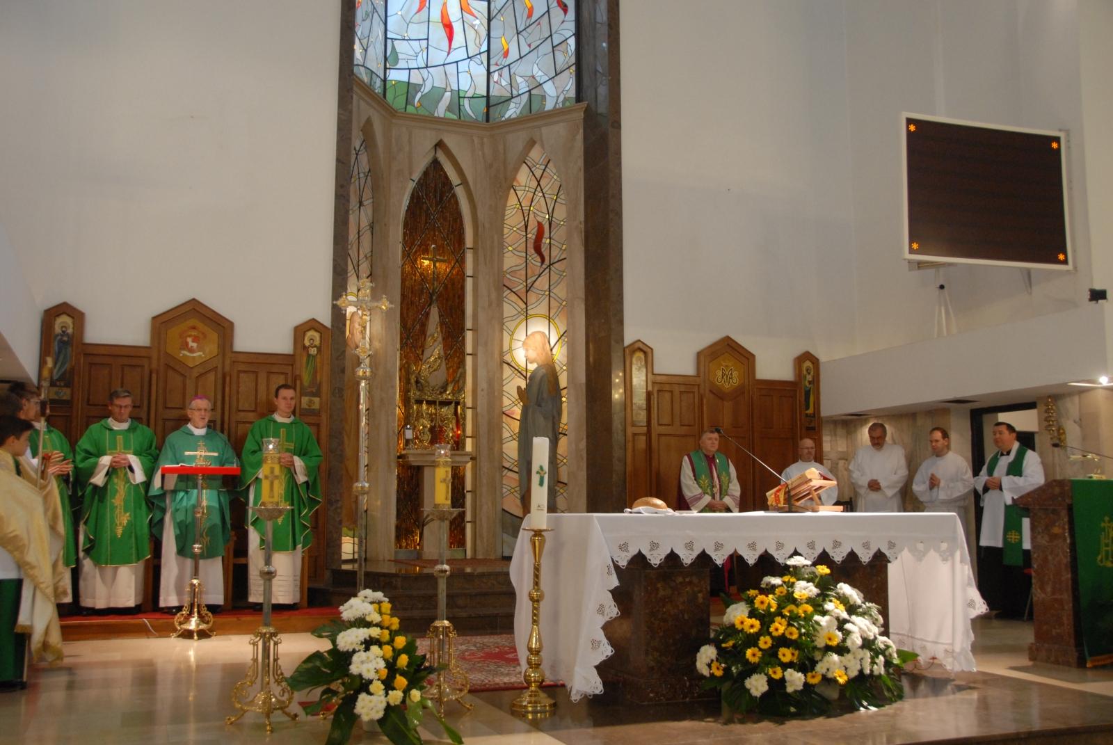 Wizytacja Kanoniczna 08-09.10.2016