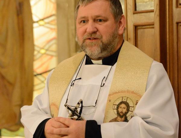 Ks. Bogusław Jaworski - Misjonarz Świętej Rodziny - Rekolekcje Adwentowe 2016