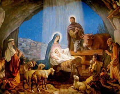 Niedziela Narodzenia Pańskiego, uroczystość rok A (25.12.2016 r.)