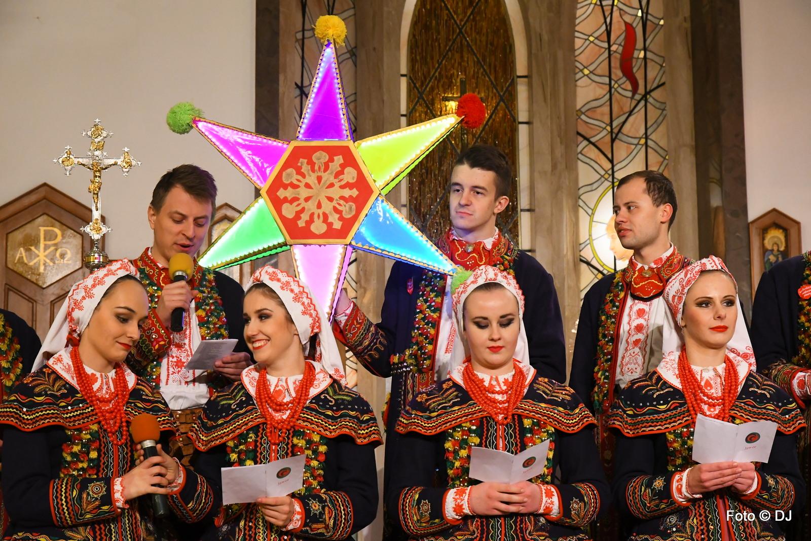 """Koncert Zespołu Pieśni i Tańca """"Jawor"""" Uniwersytetu Przyrodniczego w Lublinie"""
