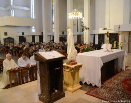 Nabożeństwo Fatimskie - 100 lecie Objawień