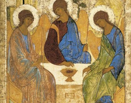 Niedziela Trójcy Przenajświętszej, Uroczystość rok A (11.06.2017 r.)