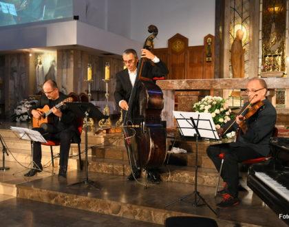"""""""Chopin na strunach"""" - koncert w kościele pw. Świętej Rodziny w Lublinie"""