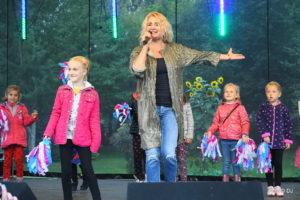 Festyn orderu uśmiechu 2017 Majka Jeżowska