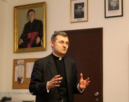 Ks. Tomasz Trafny - Msza w wigilię Odpustu Parafialnego