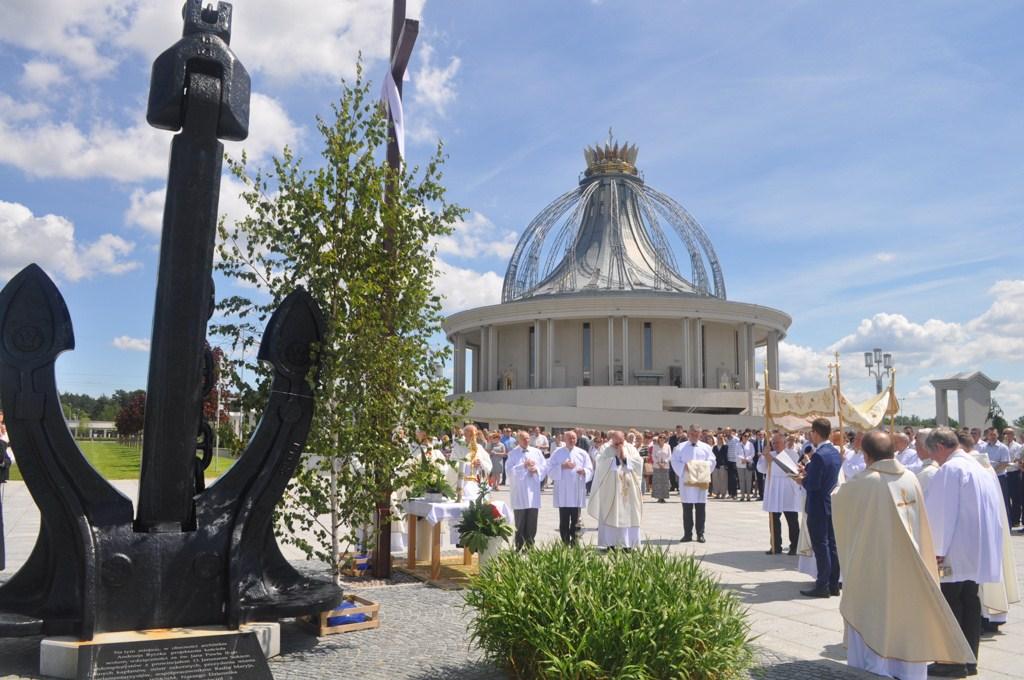 Rekolekcje w Sanktuarium NMP Gwiazdy Nowej Ewangelizacji