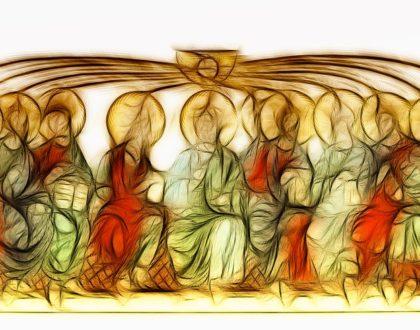 Niedziela Zesłania Ducha Świętego, uroczystośćrok B (20.05.2018 r.)