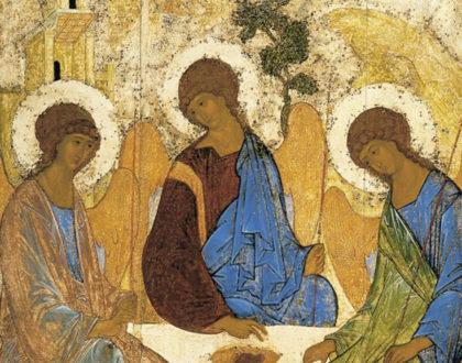 Niedziela Najświętszej Trójcy, uroczystość rok B (27.05.2018 r.)