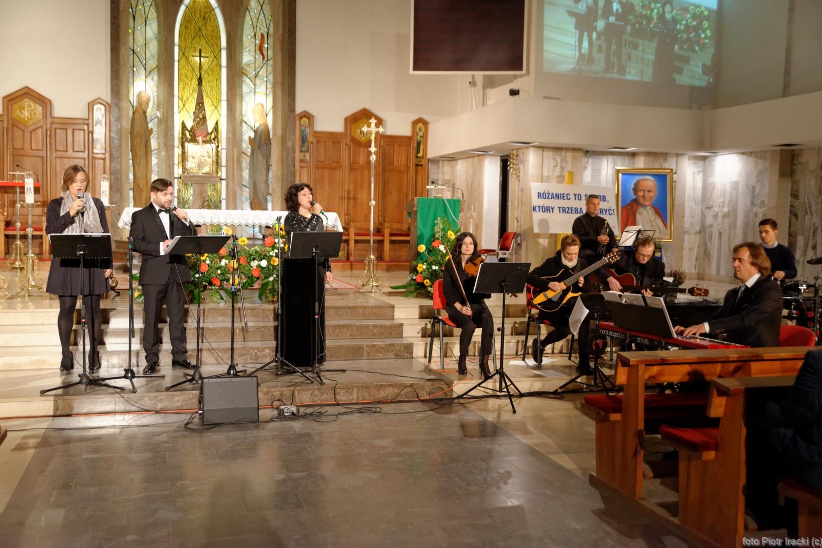 Zdjęcia z Koncertu Zespołu Lumen 06.10.2018 r.