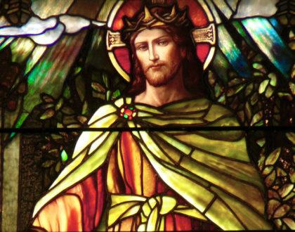 Uroczystość Jezusa Chrystusa, Króla Wszechświata,  rok B (25.11.2018 r.)