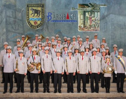 "Koncert  Orkiestry Dętej z Austrii  ""Glasfabrik – und Stadtkapelle Barnbach"""