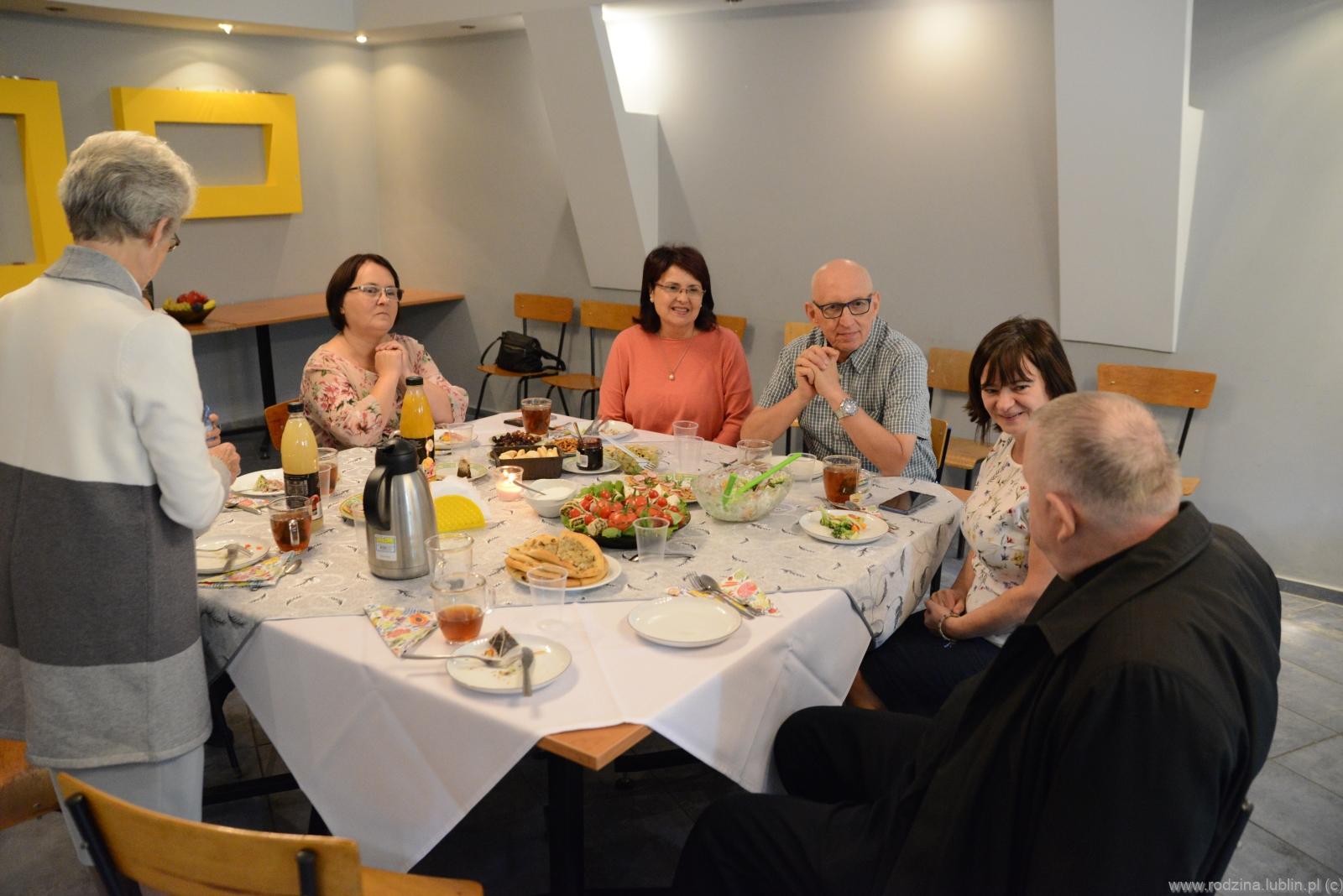 Wizyta Liderów Międzynarodowej Wspólnoty Chwała Boża 20.09.2019