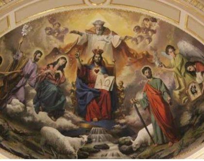 Uroczystość Jezusa Chrystusa, Króla Wszechświata, rok C (24.11.2019 r.)