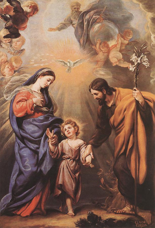 Odpust parafialny Świętej Rodziny: Jezusa, Maryi i Józefa, rok A (29.12.2019 r.)