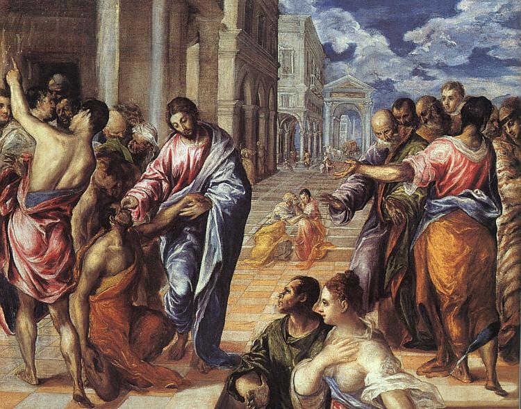 IV Niedziela Wielkiego Postu, rok A (22.03.2020 r.)