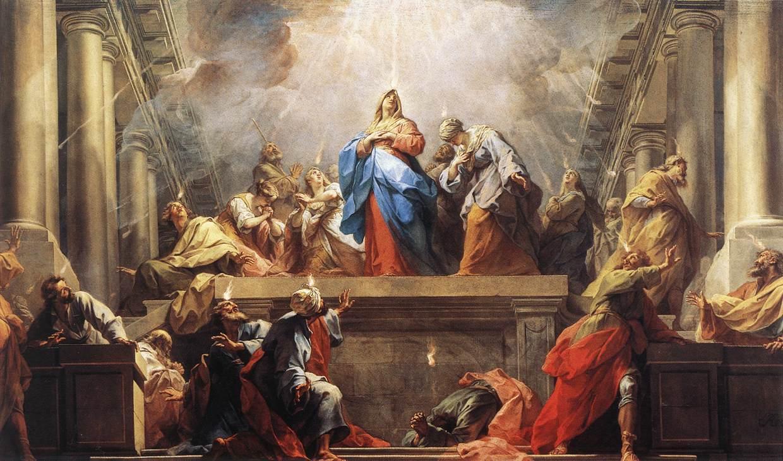 Niedziela Zesłania Ducha Świętego, urocz.rok A (31.05.2020 r.)