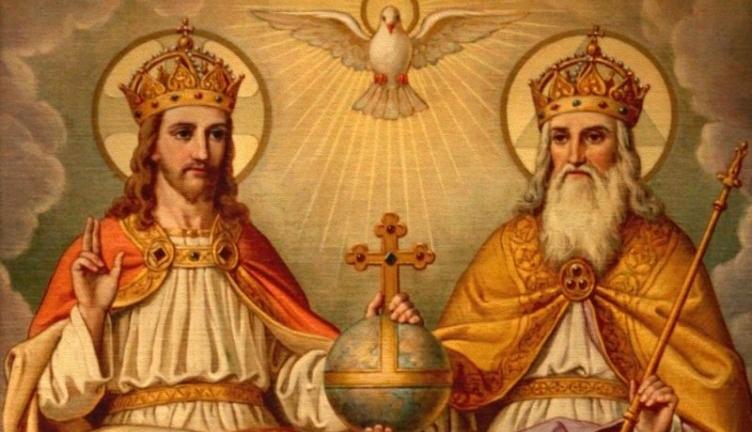 Niedziela Najświętszej Trójcy, urocz. rok A (07.06.2020 r.)
