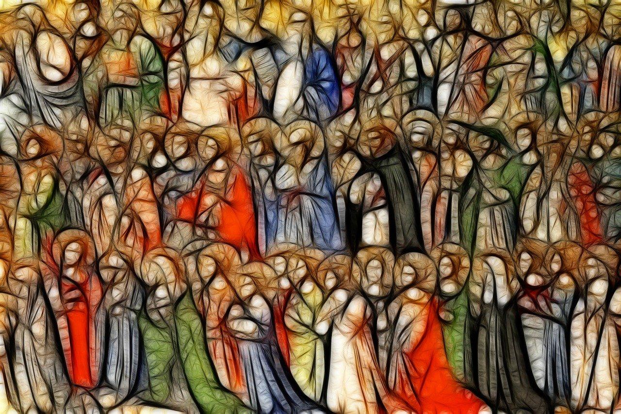 Uroczystość Wszystkich Świętych, rok A (01.11.2020 r.)