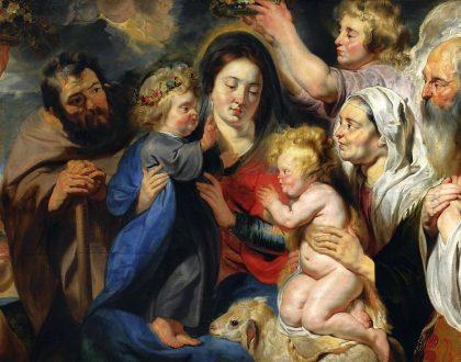 Odpust parafialny Świętej Rodziny: Jezusa, Maryi i Józefa, rok B (27.12.2020 r.)