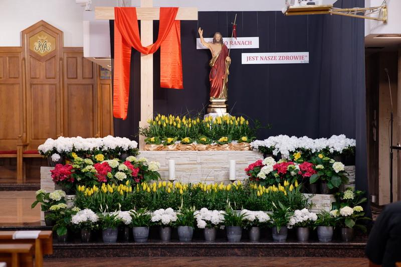 Niedziela Zmartwychwstania Pańskiego, uroczystość z oktawą, rok B (04.04.2021 r.)