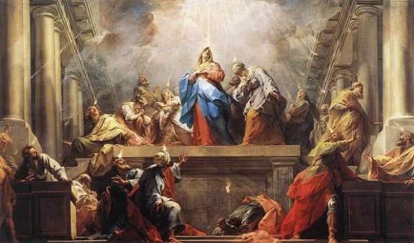 Zesłanie Ducha Świętego, uroczystość, rok B (23.05.2021 r.)