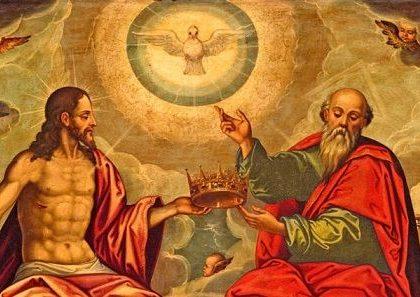 Niedziela Najświętszej Trójcy, uroczystość, rok B (30.05.2021 r.)