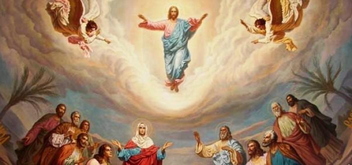 Wniebowstąpienie Pańskie, uroczystość, rok B (16.05.2021 r.)