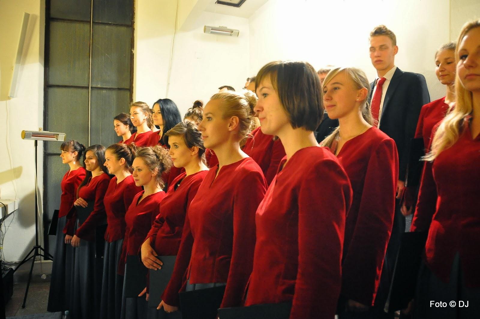 Chór Sensorium - Finał XVII Festiwalu Organowego - Czuby - Par. Św. Rodziny w Lublinie - 25.09.2013