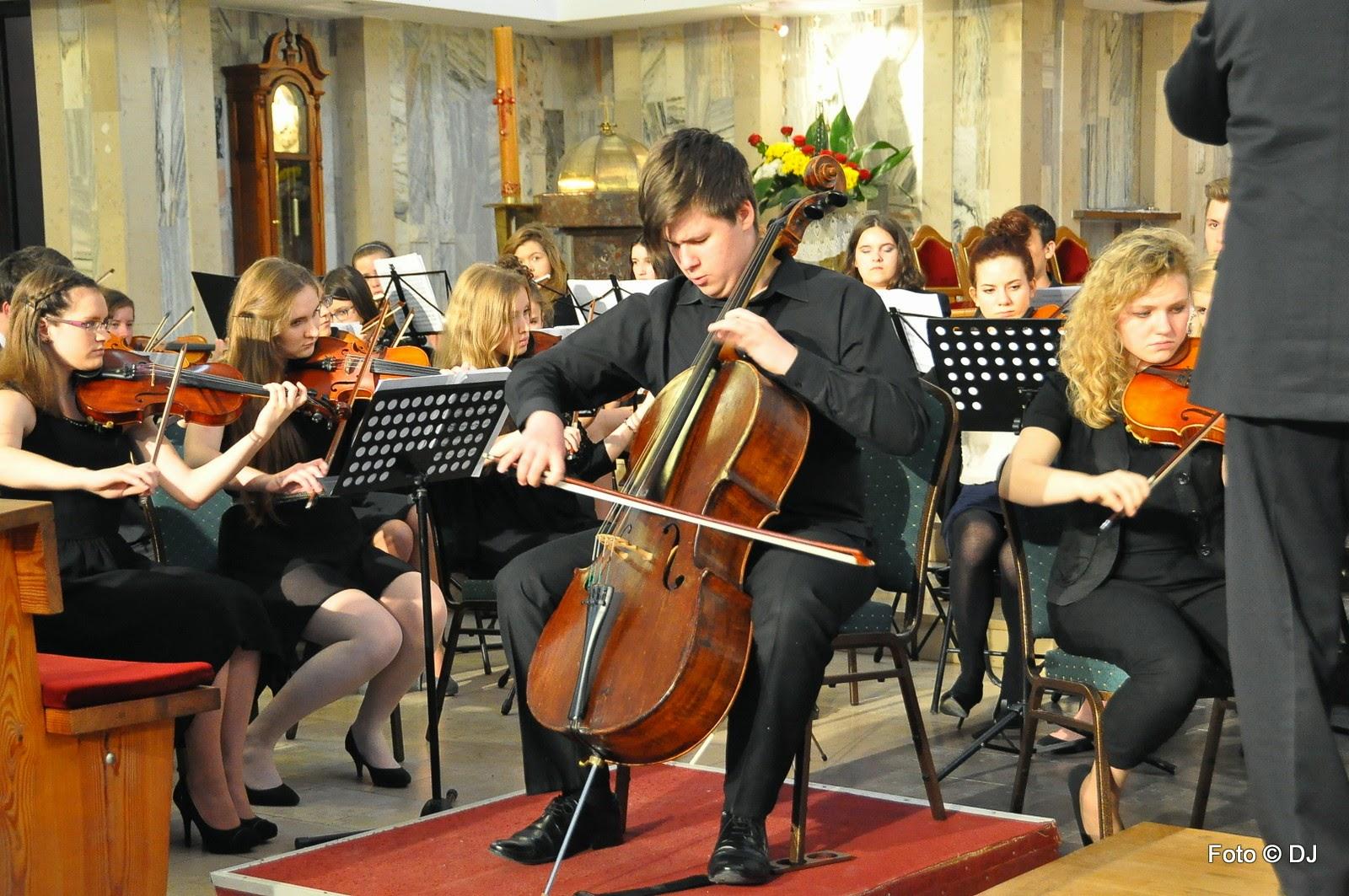 Koncert dedykowany św. Janowi Pawłowi II z racji 27 rocznicy Jego pobytu w Parafii Św. Rodziny