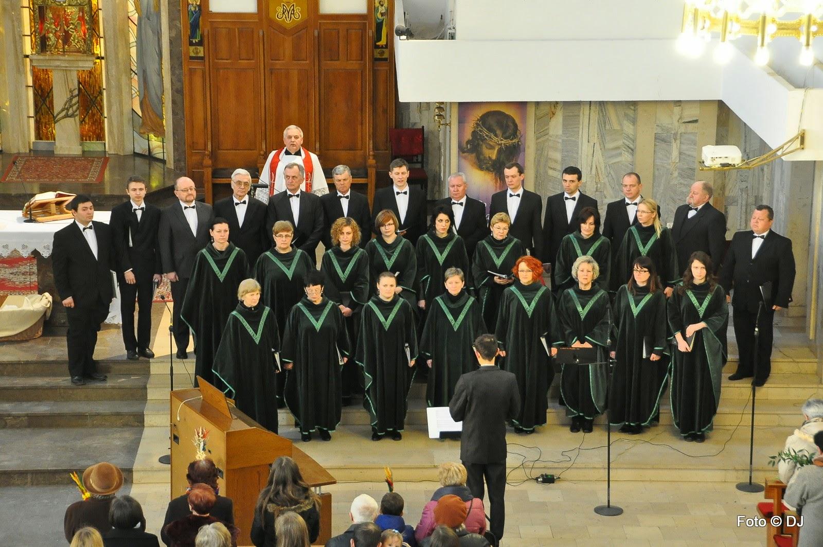 Par. Św. Rodziny w Lublinie - Niedziela Palmowa - Passio Domini Nostri Jesu Christi secundum Mathaeu