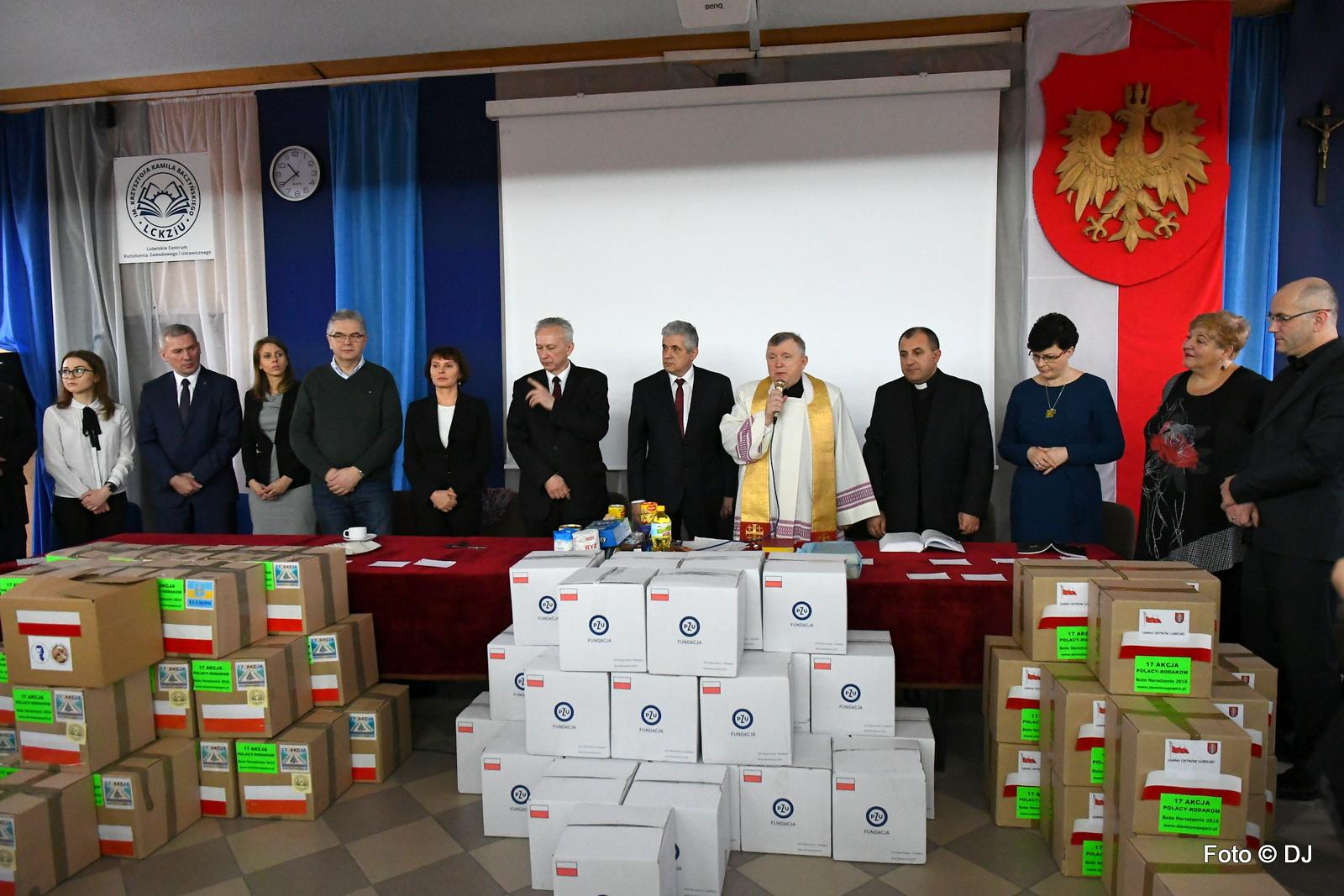 Polacy Rodakom 2016 - zakończenie 17 akcji