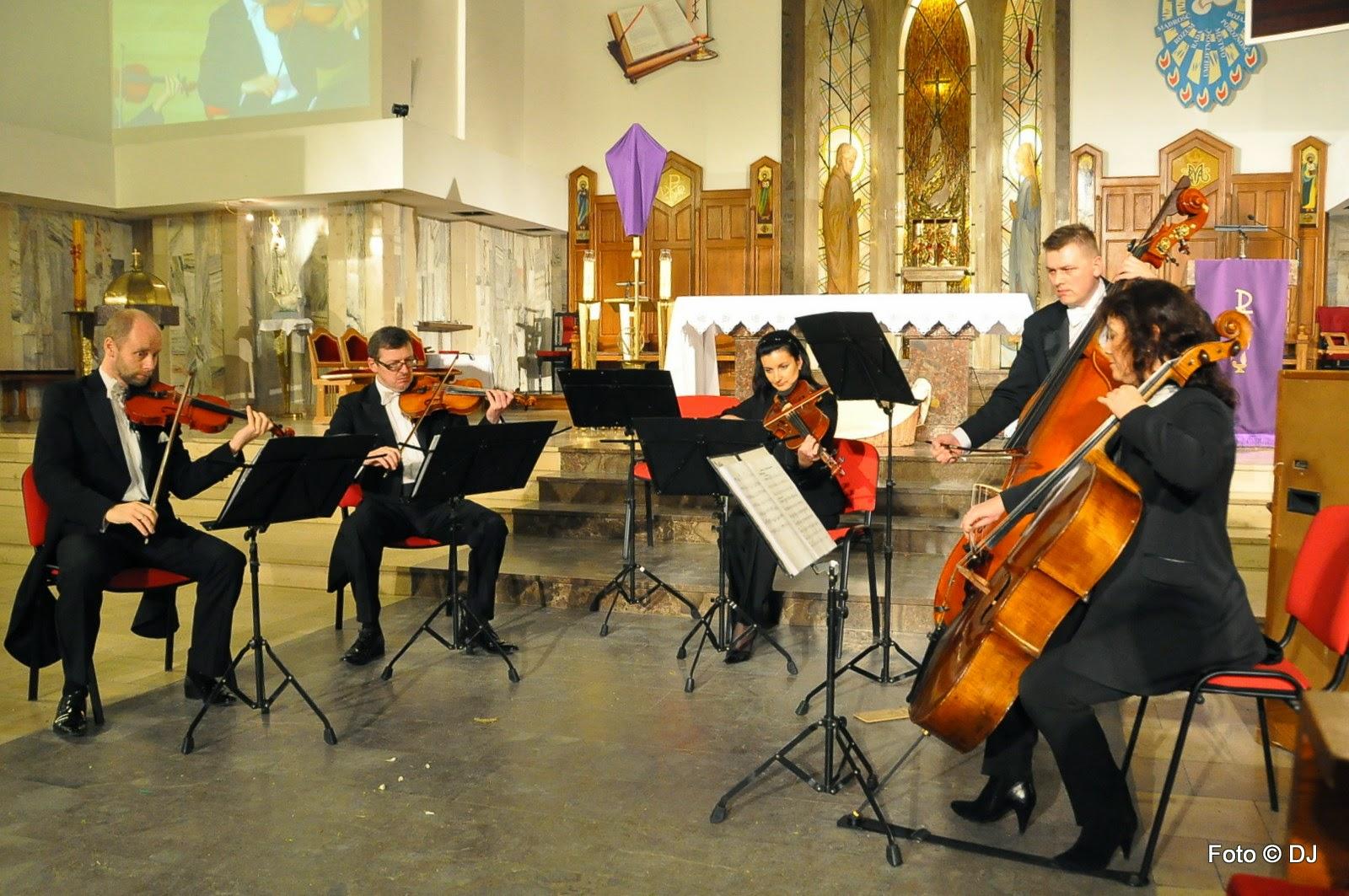 Koncert Stabat Mater Dolorosa - Par. pw. Św. Rodziny w Lublinie