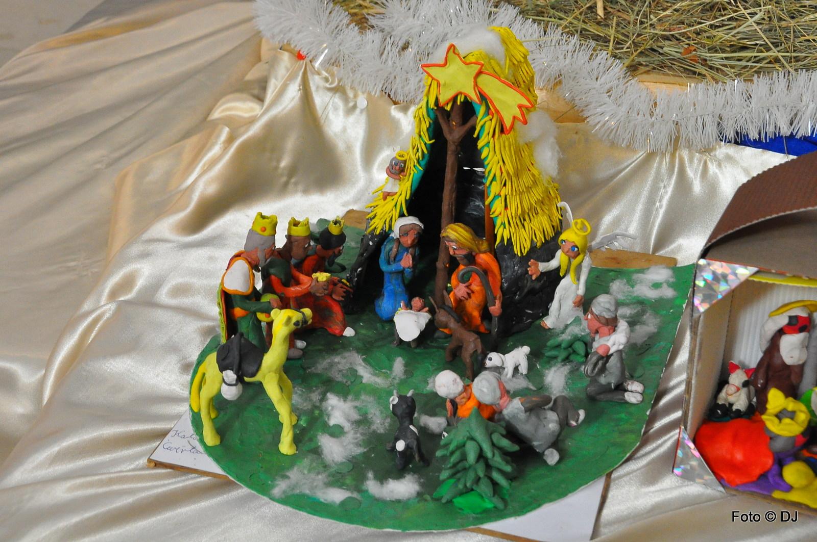 Szopka Betlejemska 3D