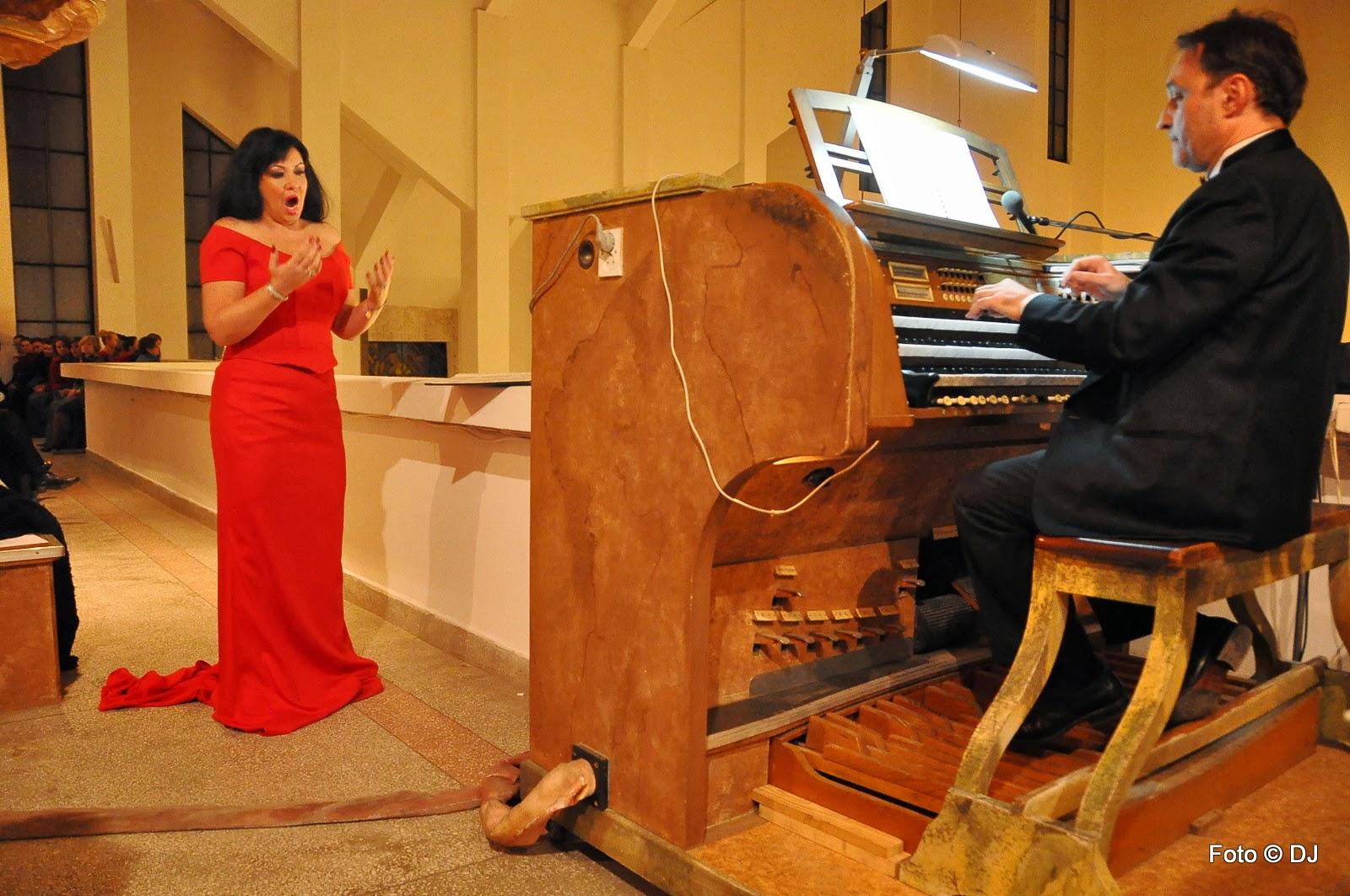 Alicja Węgorzewska - Finał XVII Festiwalu Organowego - Czuby - Par. Św. Rodziny w Lublinie - 25.09.2013