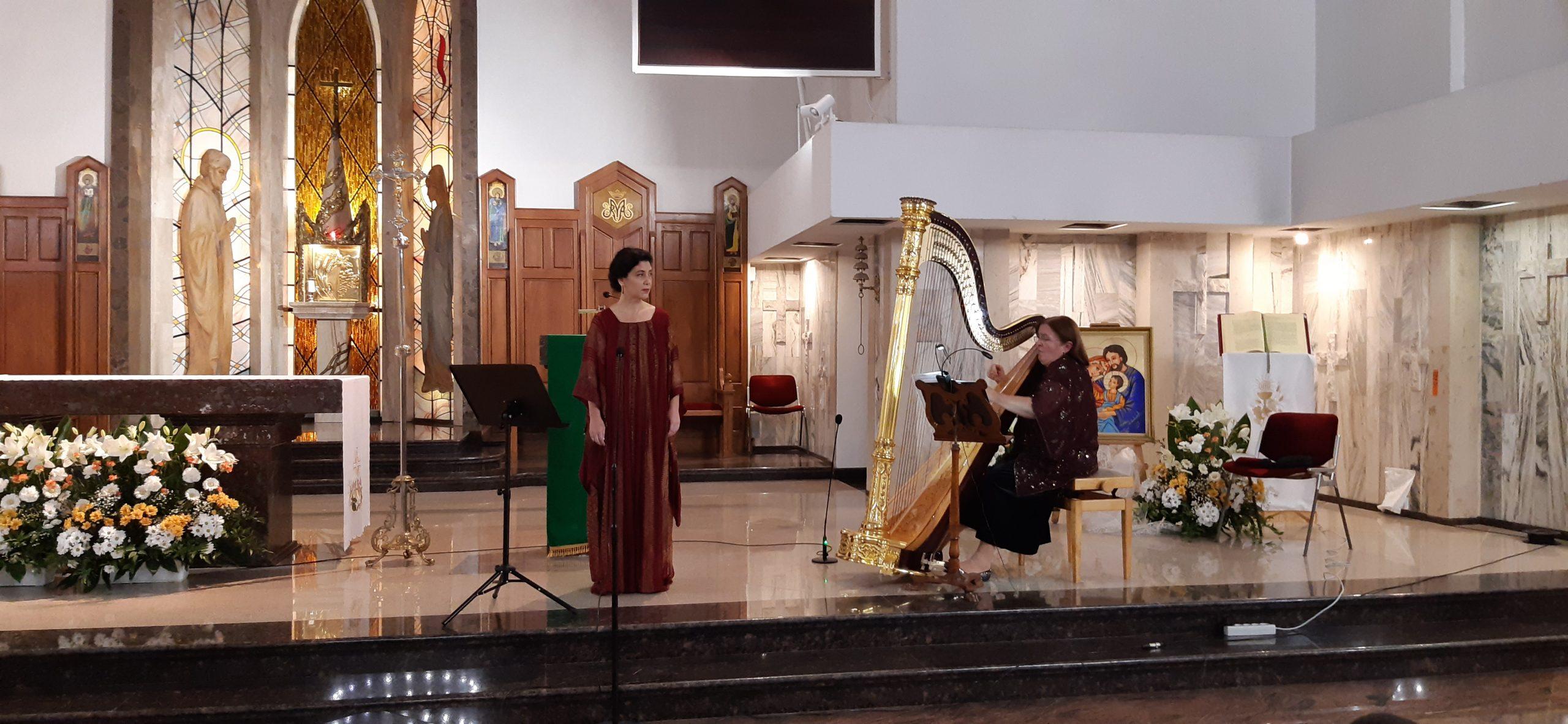 Podziękowanie - koncert na rzecz Libanu